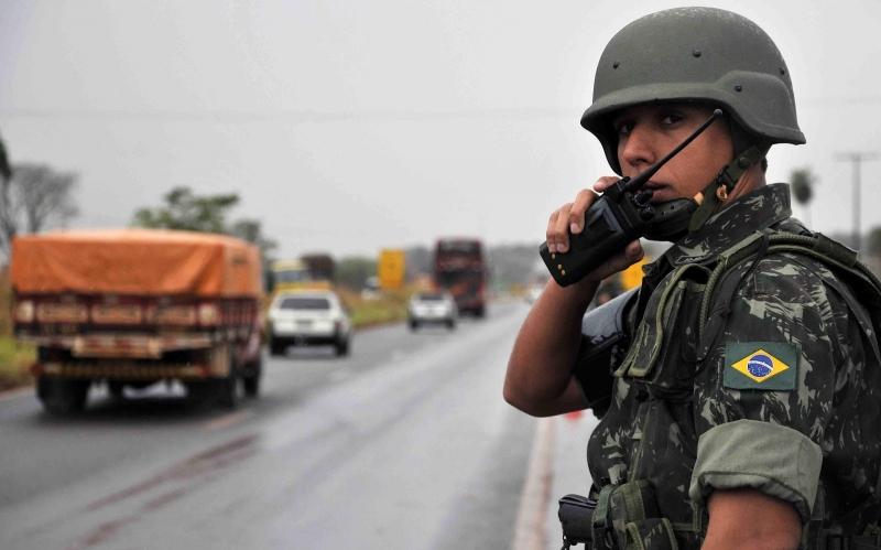 Operação Ágata volta à ativa na tríplice fronteira
