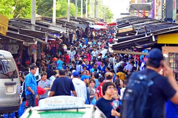 É oficial: cota de compras no Paraguai é mantida em 300 dólares