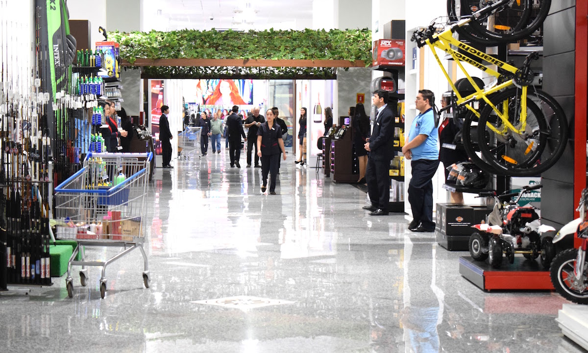 Shopping China é inaugurado em Ciudad del Este