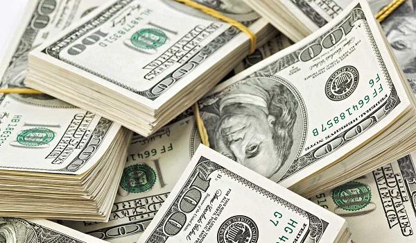 Dólar atinge sua menor cotação desde julho de 2015