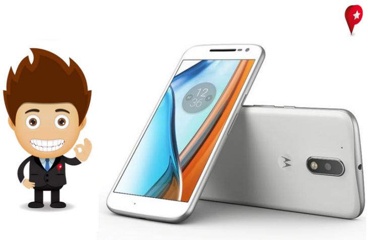 Celular Moto G4 está à venda nas lojas do Paraguai