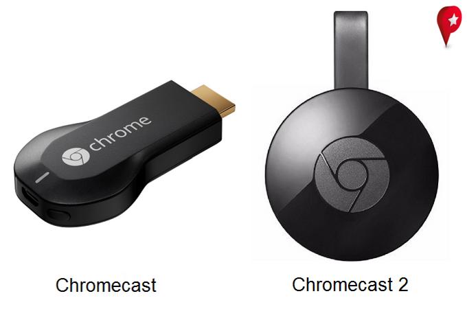 Conheça o Chromecast