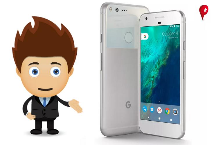 Smartphone Google Pixel está disponível no Paraguai