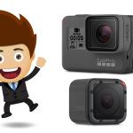 Nova GoPro Hero5 já está nas lojas de Ciudad del Este