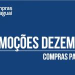 Semana de Natal tem várias promoções no Paraguai