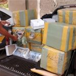 Polícia apreende 7.500 relógios do Paraguai que seriam revendidos