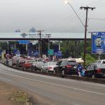 Acesso à Ponte da Amizade ficará interditado durante mobilização na sexta-feira