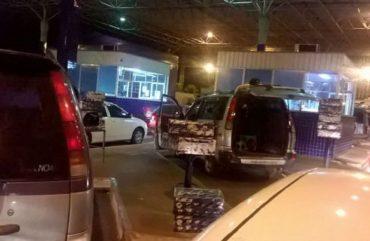 Operação Fronteira Integrada apreende mercadorias no Rio Paraná e Ponte da Amizade