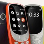 Nokia traz de volta 'tijolão' 3310