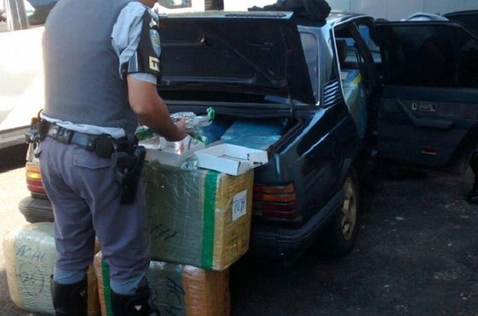35 mil relógios do Paraguai são apreendidos pela Polícia