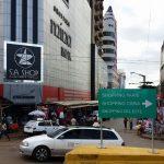 Sexta-feira de atendimento normal no comércio do Paraguai