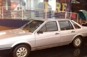Carro furtado há 23 anos é recuperado em Foz do Iguaçu