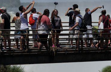Foz do Iguaçu registra alta no turismo em 2017