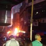 Incêndios atingem Shoppings em Ciudad del Este