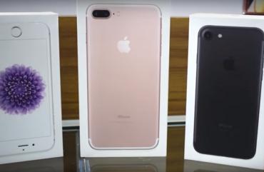Comparativo de preços: iPhone 7 Plus
