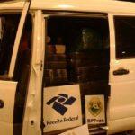 Paraguaio é preso com 1 tonelada de maconha na Ponte da Amizade