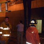 Incêndio destrói nova loja no Paraguai