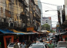 Comércio de Ciudad del Este registrou bom movimento neste final de semana