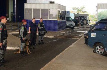 Força Nacional de Segurança atuará 24h por dia na Ponte da Amizade
