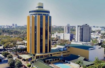 Hotéis da fronteira com o Paraguai tem mais de 90% de ocupação nesta semana