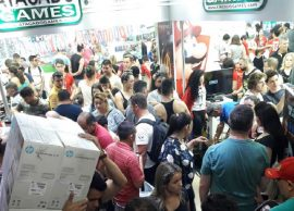 Feriado no Brasil gerou grande movimento no Paraguai