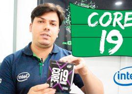 Conheça o Core i9 no Paraguai