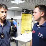 Como é feita a fiscalização no aeroporto de Foz do Iguaçu?