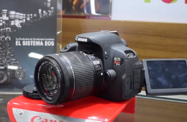 Saiba mais sobre a Canon T5i no Paraguai