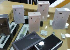 Confira a diferença de preços do iPhone 8 no Brasil e no Paraguai
