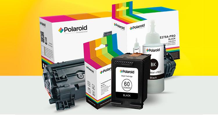 polaroid-comeca-venda-de-cartuchos-de-tinta-e-toners-no-paraguai