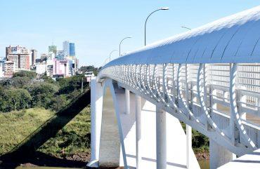 Ponte da Amizade terá moderno sistema de vigilância