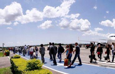 Aeroporto de Foz aparece entre os mais pontuais do mundo
