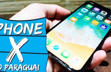 Confira os preços de iPhone X no Paraguai e no Brasil