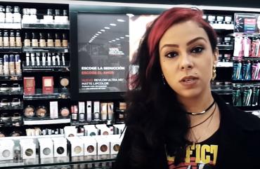 Novidades em maquiagens no Paraguai