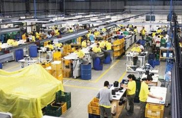 """Indústria da """"maquila"""" cresceu mais de 70% no Paraguai"""