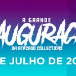 Atacado Games inaugura loja para colecionadores