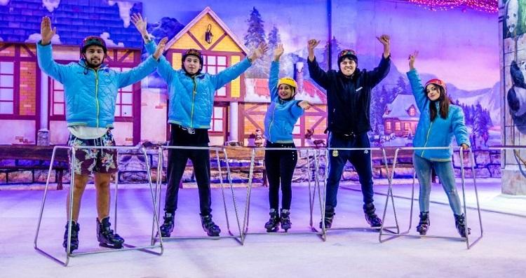 snowpark-de-ciudad-del-este-tera-tres-dias-de-entrada-gratuita