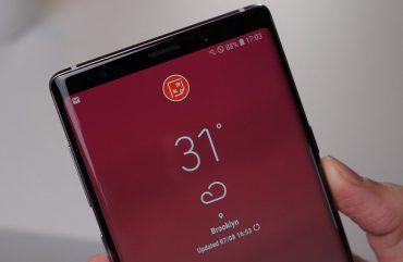 Galaxy Note 9 já está disponível no Paraguai