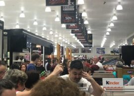 Shopping China de Salto del Guairá realiza Black Friday