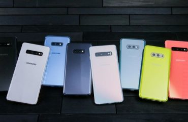 Samsung Galaxy S10 inicia venda no Paraguai