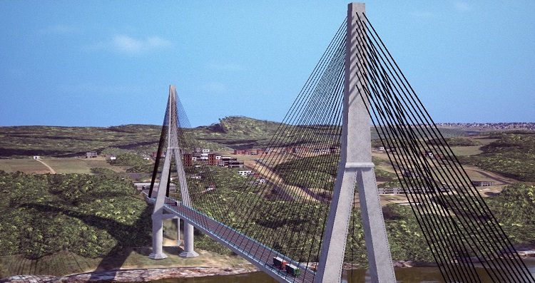 obras-da-nova-ponte-nao-devem-afetar-transito-na-ponte-da-amizade