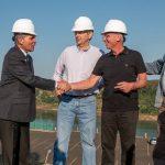Iniciada construção da nova ponte entre Brasil e Paraguai