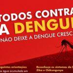 Lojas do Paraguai unidas contra a Dengue
