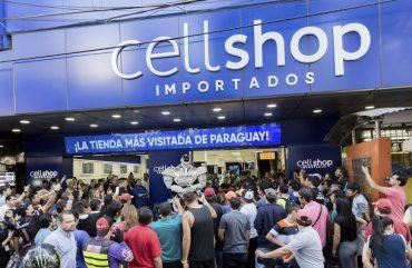 Cellshop inaugura ainda neste ano loja em Foz do Iguaçu